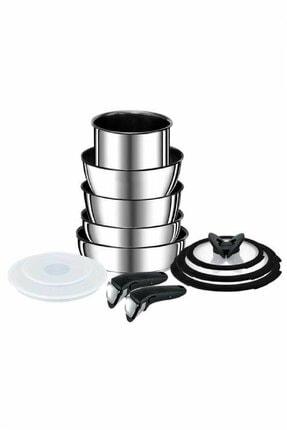 TEFAL Titanium Ingenio Preference 3x Büyük Set 12 Parça (2100106896)