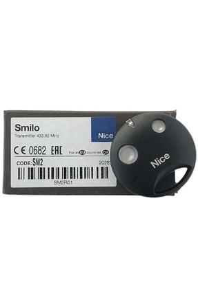 NİCE Smilo Sm2 Otomatik Kapı Uzaktan Kumandası (2021 Üretim)