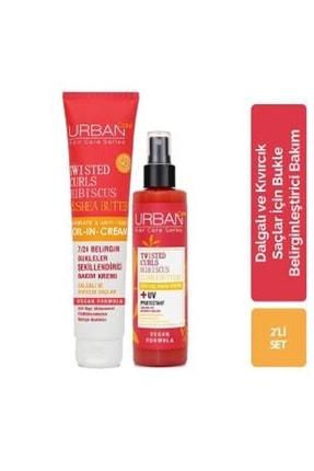 Urban Care Hibiscus & Shea Butter Serisi 2'li Set