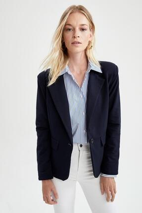 DeFacto Kadın Blazer Ceket L1969AZ19SMNV167