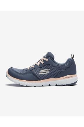 SKECHERS Kadın Arduvaz Pembe Spor Ayakkabı