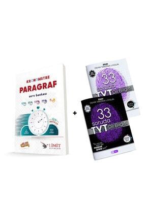 Fragman Yayınları Limit Kronometre Paragraf Soru Bankası 2 Paragraf Deneme Hediyeli