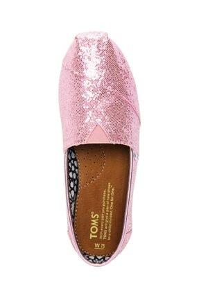 Toms Kadın Gümüş  Ayakkabı