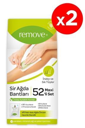 remove Sir Ağda Bant 52'li Inatçı-sık Tüyler X2 Adet