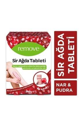 remove Sir Ağda Tableti Nar & Pudra X2