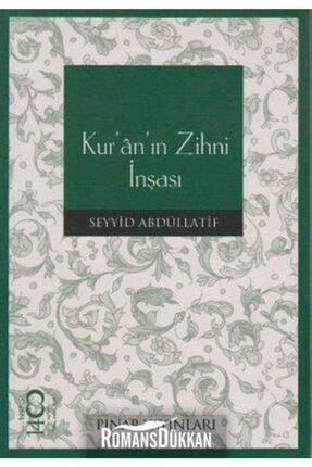 Pınar Yayınları Kur'an'ın Zihni Inşası