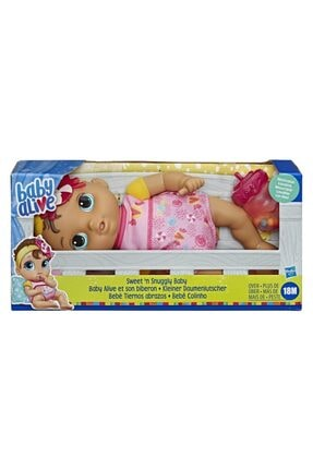Baby Alive Şeker Bebeğim E7599