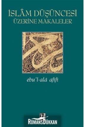 İz Yayıncılık Islam Düşüncesi Üzerine Makaleler