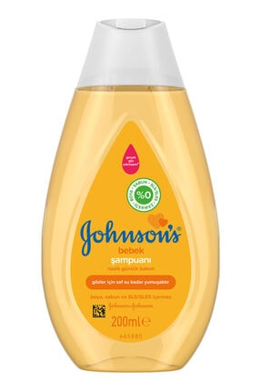 Johnson´s Baby Johnsons Baby Bebek Şampuanı 200 Ml Yeni