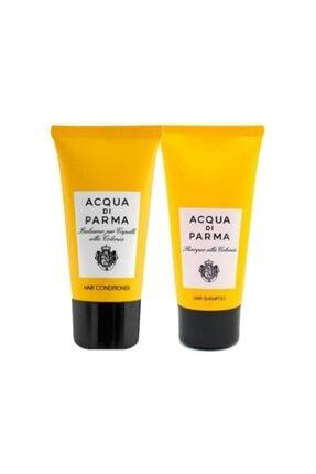Acqua Di Parma 2'li Saç Bakım Seti. 2x 75 Ml