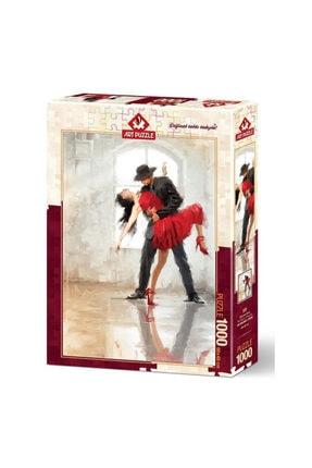 Art Puzzle 1000 Parça Tutkunun Dansı 4381