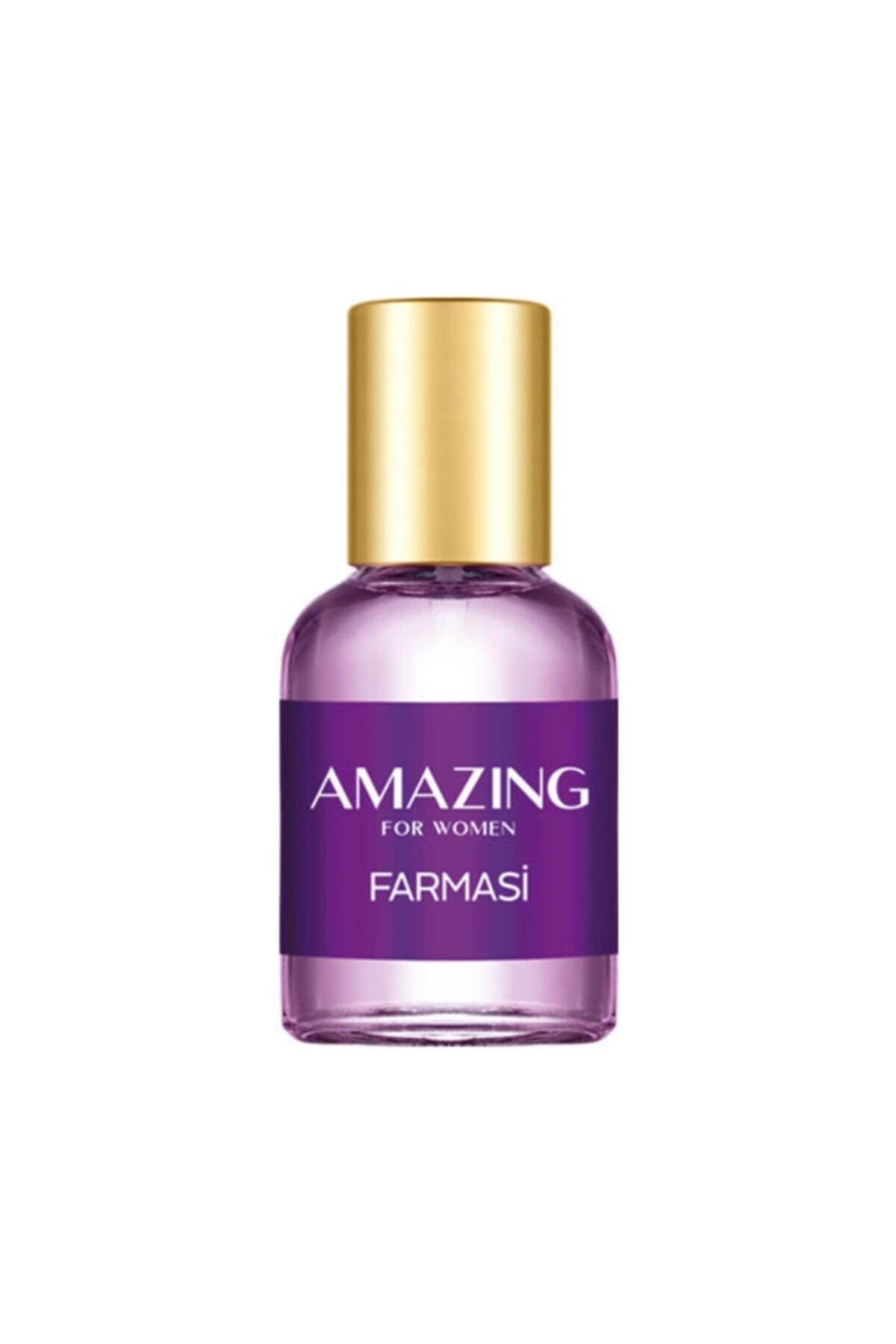 Farmasi Amazıng Edp 50 ml Kadın Parfümü 0746336487022 1