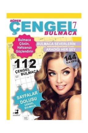 Olimpos Yayınları Süper Çengel Bulmaca 7