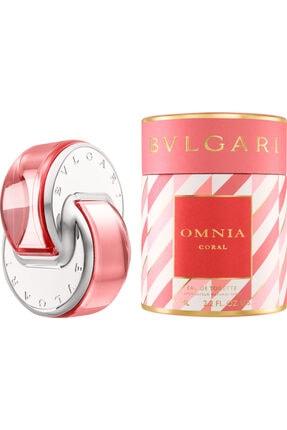 Bvlgari Omnia Coral Edt 65 ml Kadın Parfüm 783320405587