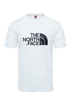 THE NORTH FACE Easy Erkek T-shirt Beyaz