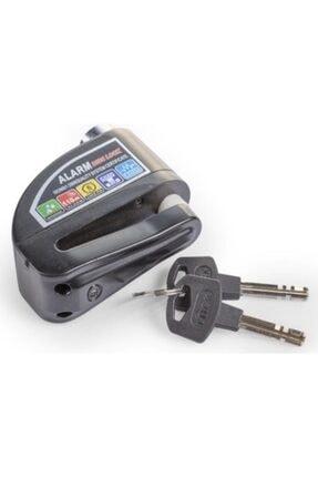 Mojo Alarmlı Disk Kilidi Motosiklet Için