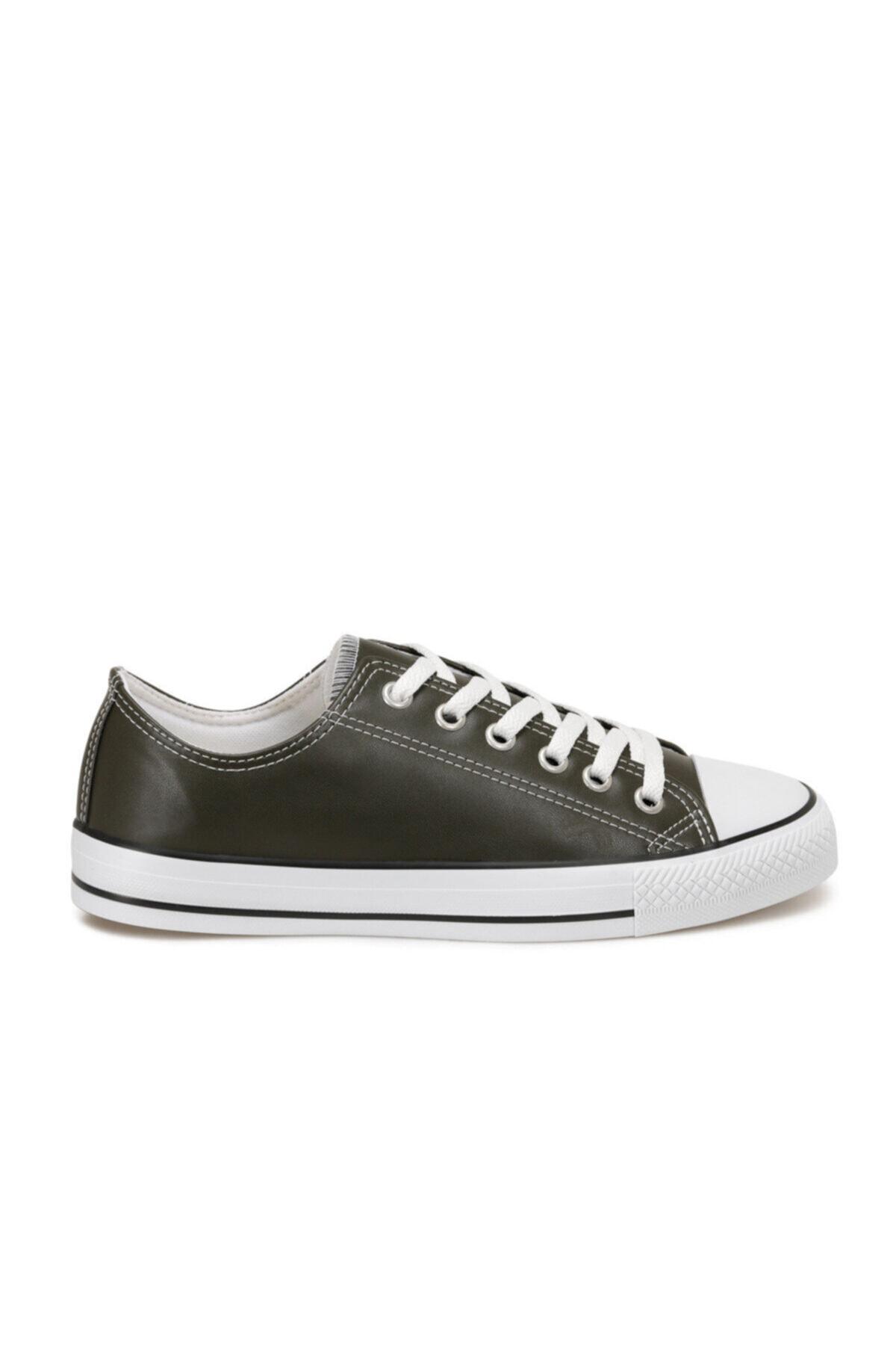 FORESTER EC-2001 Haki Erkek Kalın Tabanlı Sneaker 100669572 2