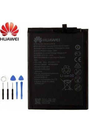 Huawei Mate 20 Lite Batarya Pil + Tamir Seti Hb386589ecw