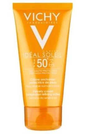 Vichy Capital Soleil Spf50+ Mattifying Face Fluid - Hassa Ciltler Için Güneş Koruyucu 50ml