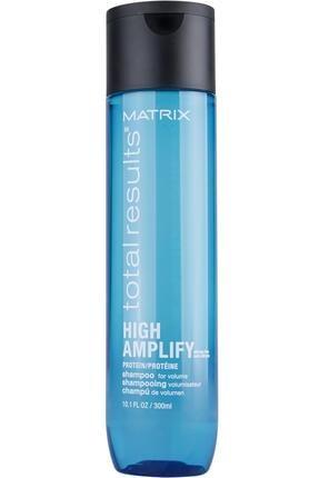 Matrix Total Results High Amplify Ince Telli Saçlara Özel Hacim Verici Şampuan 300 Ml