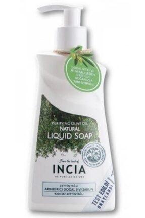 Incia Arındırıcı Zeytinyağlı Doğal Sıvı Sabun 250ml