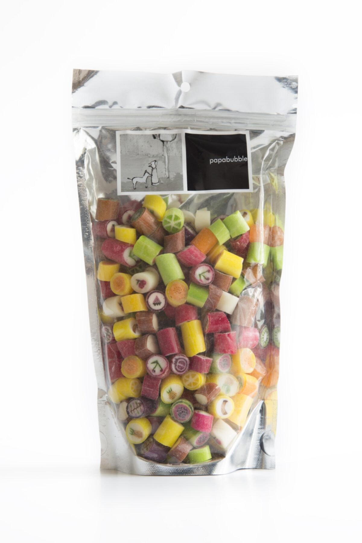 Papabubble Papabuble Meyve Mix El Yapımı Şeker 300 Gr 1