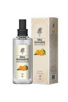 Rebul Mandarine Kolonya 100 Ml. Spreyli Cam Şişe 80 Derece