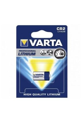 Varta Cr2 Professional Photo 3v Lityum Pil
