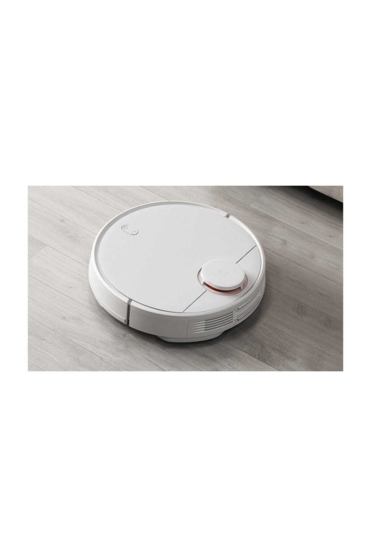 Xiaomi Mijia Robot Vacuum Mop Pro Cleaner - Robot Süpürge Ve Paspas- Beyaz 2