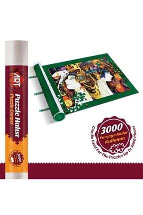 Art Puzzle Halısı 3000'lik (rulo) 900