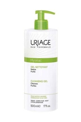 Uriage Urıage Hyseac Gel Nettoyant Cleansing Gel 500 Ml