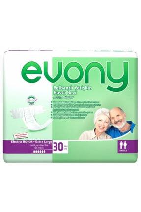 Evony Hasta Bezi 30'lu Belbantlı Extra Large Exstra Büyük Beden