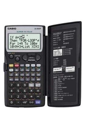 Casio Casıo Fx-5800p Fonksiyonlu Hesap Makinesi