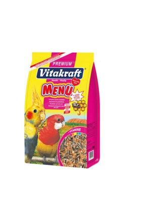Vitakraft Premium Menü Jod Vital Paraket Yemi 1000 Gr