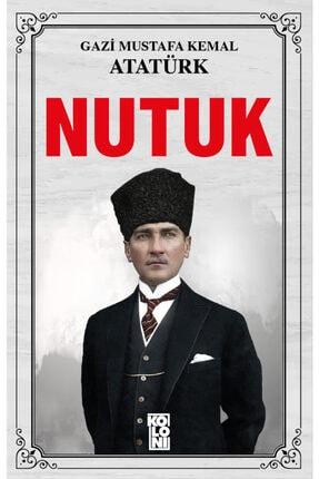 Koloni Yayıncılık Nutuk - Mustafa Kemal Atatürk