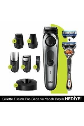 Braun Bt 7240 Saç&sakal Şekillendirici + Gillette Hediye