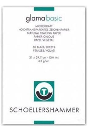 Schoellershammer Glama Basic A4 62 Gr Aydınger Kağıdı 50 Yaprak