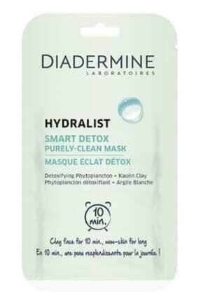Diadermine Cilt Maskesi - Hydralist Detox - Purely-wow 8 Ml 3178041332835