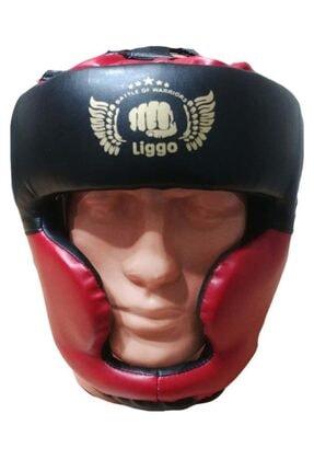 Liggo Gard Boks Kaskı Kick Boks Muay Thai Kapalı Kask