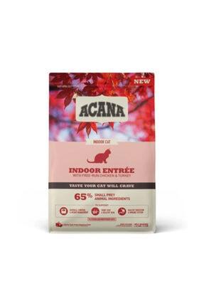 Acana Indoor Entree Sterilised Yetişkin Kısır Kedi Maması 1,8 Kg