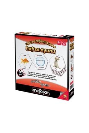 Anatolian Puzzle 7403 Ilişki Ve Bağlantı Kurma Hafıza Oyunu