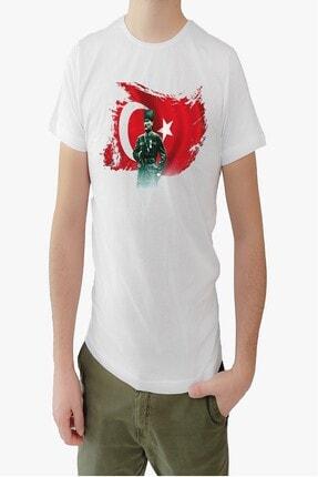 Tshigo Erkek Beyaz Tişört