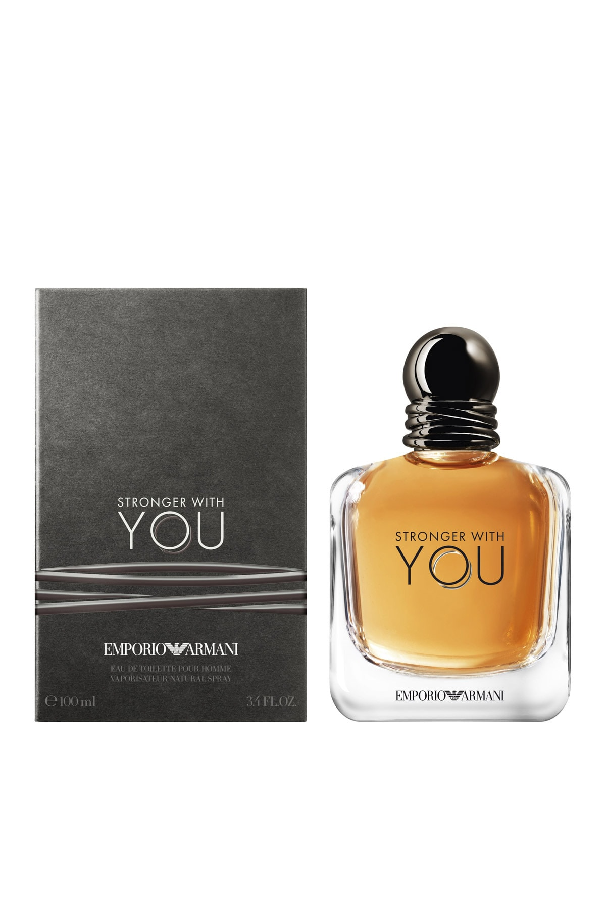 Emporio Armani Stronger With You Edt Erkek Eau De Toilette 100 ml 3605522040588 2