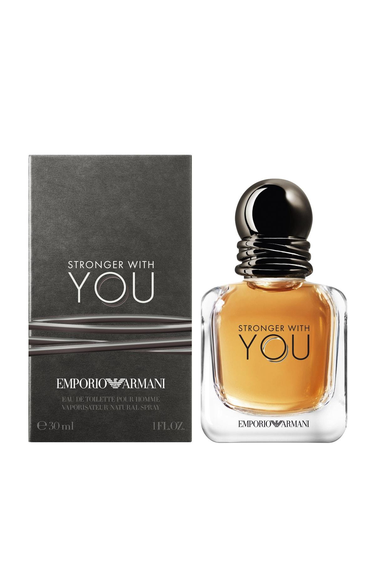 Emporio Armani Stronger With You Edt Erkek Eau De Toilette 30 ml 3605522040229 2