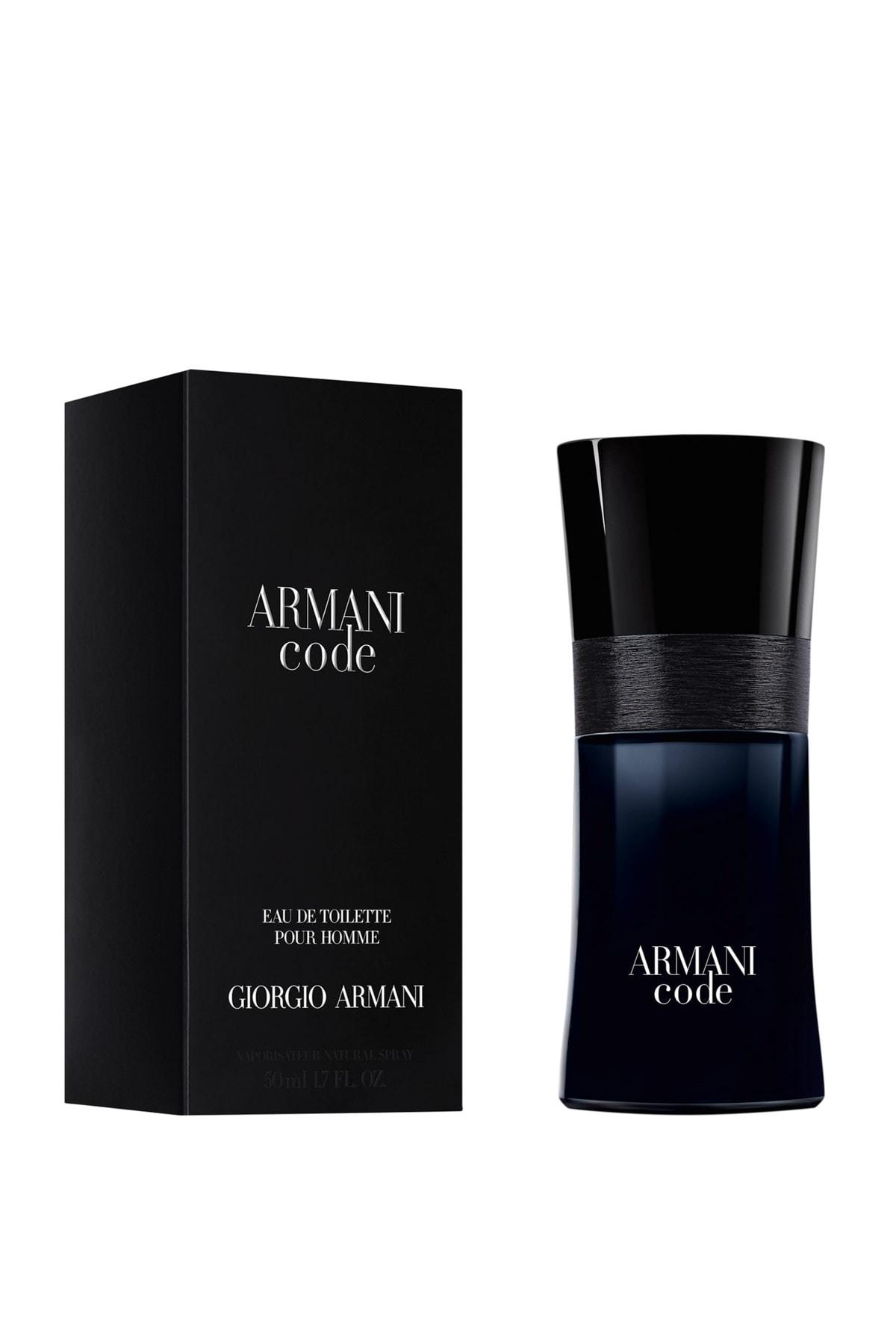Giorgio Armani Code Homme Erkek Eau De Toilette 50 ml 3360372100515 2
