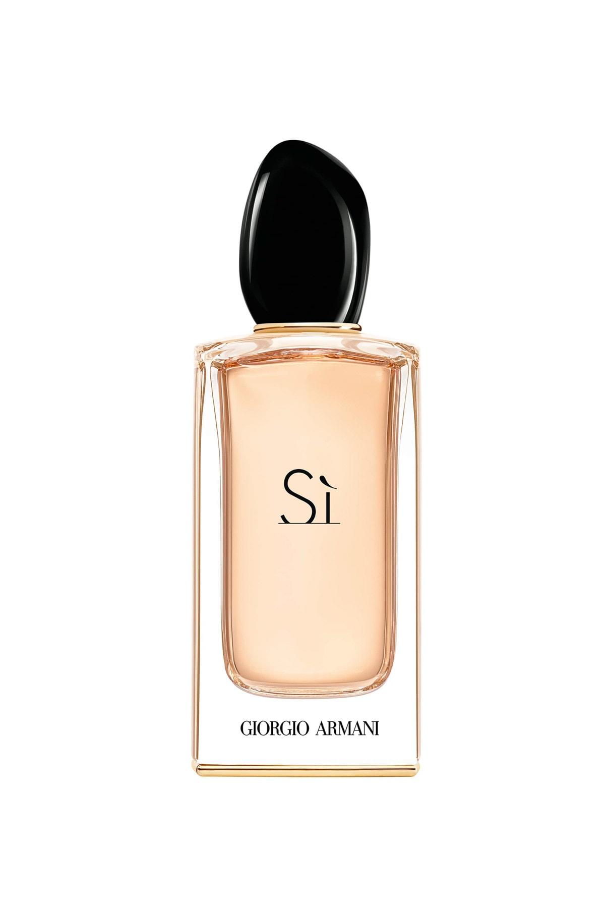 Giorgio Armani Si Kadin Eau De Parfum 100 ml 3605521816658 1