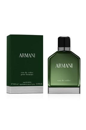Giorgio Armani Eau De Cedre Edt 100 ml Erkek Parfüm 3614270284922