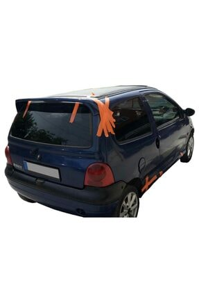 TÜRKSET Renault Twingo Spoiler (boyasız - Astarlı)