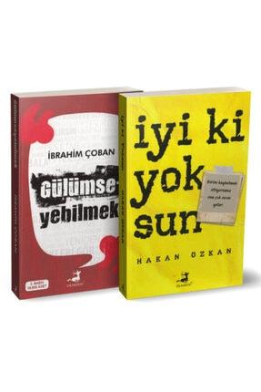 Olimpos Yayınları Iyi Ki Yoksun Ve Gülümseyebilmek - 2 Kitap