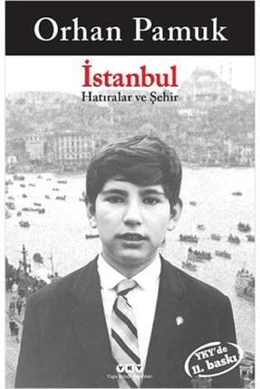 Yapı Kredi Yayınları Istanbul - Hatıralar Ve Şehir - Orhan Pamuk